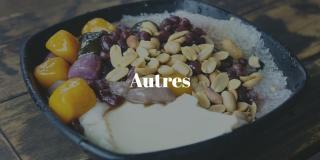Autres Plats, Sauces, Boissons asiatiques